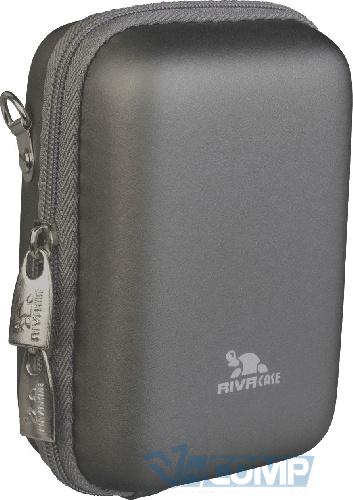 7da2e55a87af Чехол для фотокамеры RivaCase 7023PU, Dark Grey - купить, цена в ...