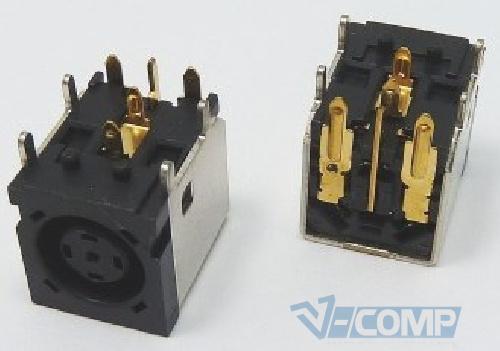 Dell Inspiron 500m 600m 1150 1501 E1505 E1705 5150 5160 8500 8600 DC Power Jack